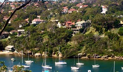mosman walks